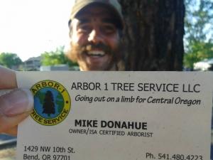 Tree Services Bend Oregon
