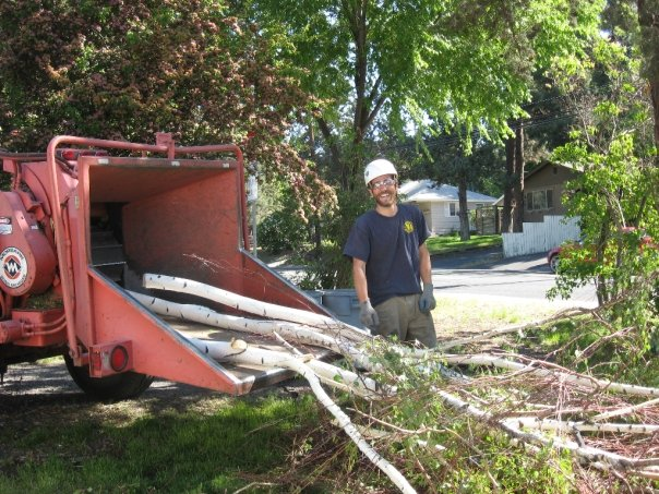 Mike Donahue Is An Arborist In Bend Oregon